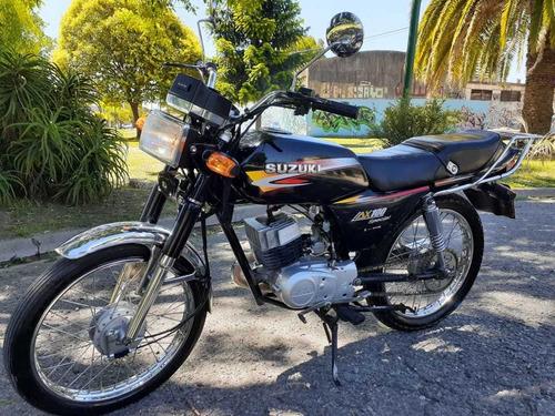 Suzuki Ax 100 // Liquido // Al Dia // Tomo Permuta