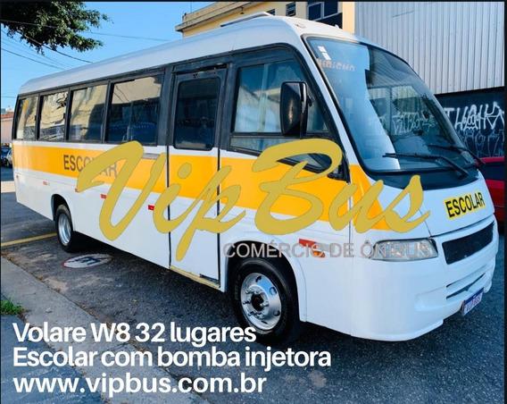 Volare W8 Escolar 32 Lugares 04/05 Vipbus