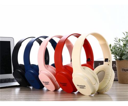 Fones Headfone Para Pc Wireless