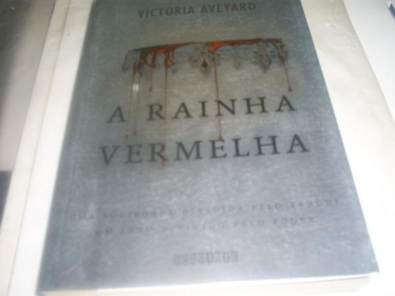 Livro A Rainha Vermelha-victoria Aveyard
