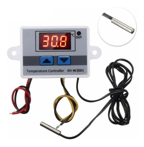Termostato W3001 110v 220v Chocadeira Controlador Bivolt