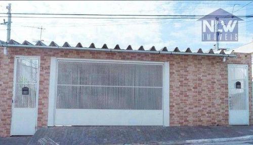 Casa À Venda, 250 M² Por R$ 650.000,00 - Imirim - São Paulo/sp - Ca0170
