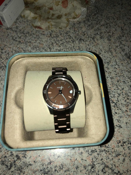Relógio Da Fóssil Original