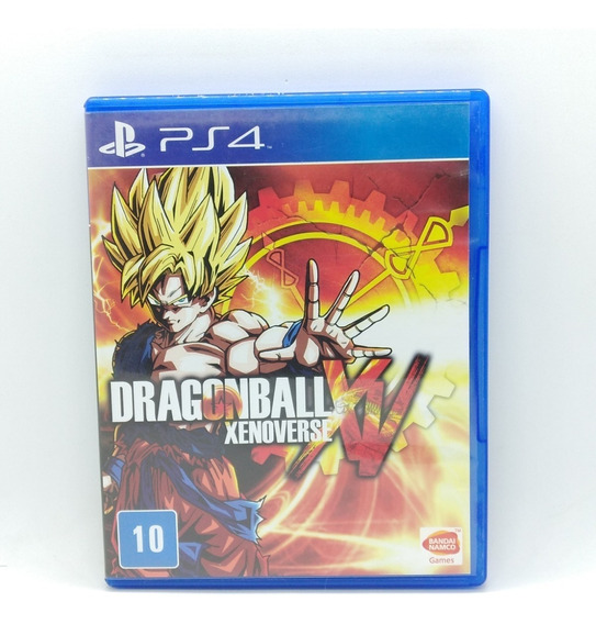 Dragon Ball Xenoverse Ps4 Midia Fisica Portugues Jogo Game