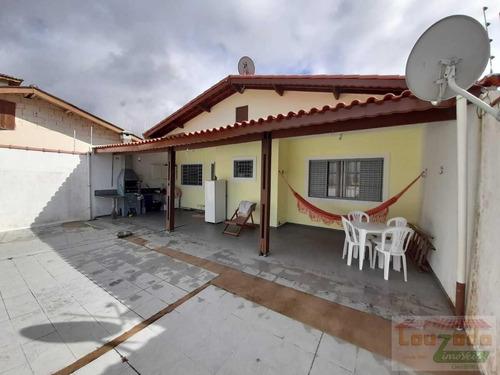 Imagem 1 de 12 de Casa Para Venda Em Peruíbe, Centro, 1 Dormitório, 1 Banheiro, 1 Vaga - 3709_2-1211572