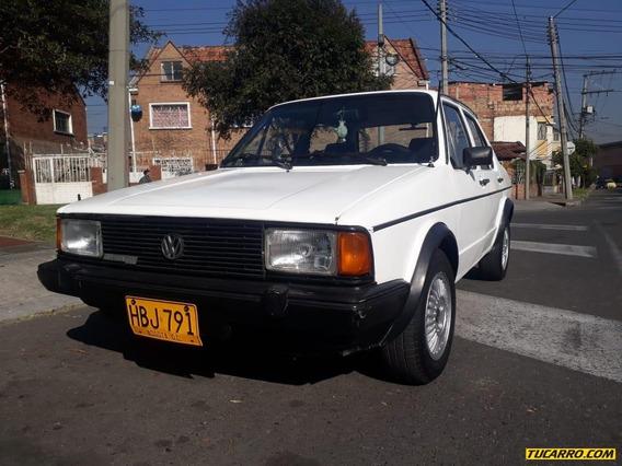 Volkswagen Jetta Gl 1.800cc Mt