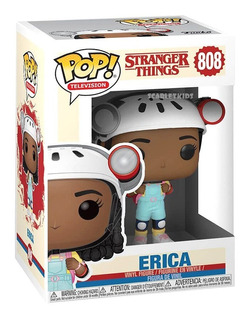 Funko Pop Stranger Things Erica 808 Original Scarlet Kids