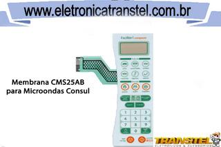 Membrana Cms25ab Para Microondas Consul