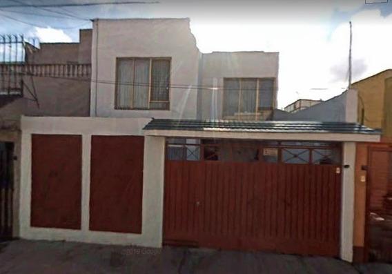 Venta Bonita Casa Adjudicada Gustavo A Madero Pago D Contado