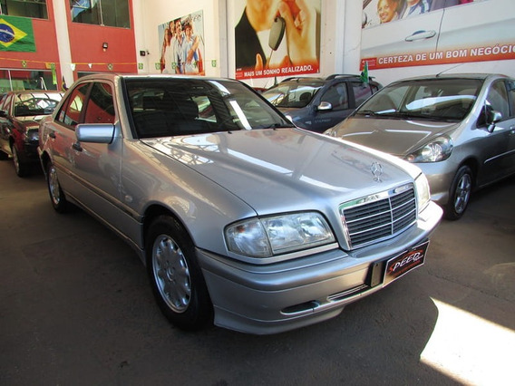 Mercedes-benz C 180 Classic 1.8 4p 2000