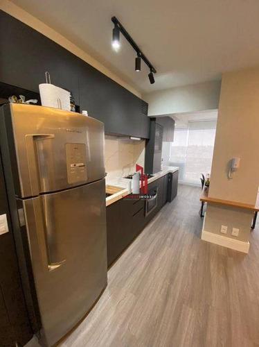 Imagem 1 de 12 de Apartamento Com 1 Dormitório À Venda, 63 M² Por R$ 498.000,00 - Vila Paulista - São Paulo/sp - Ap1865