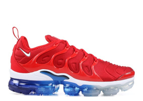 Nike Vapormax Plus Vermelho E Azul O Mais Vendido