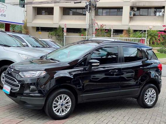 Ford Ecosport Se 1.6 Flex 2015 Completa Unico Dono
