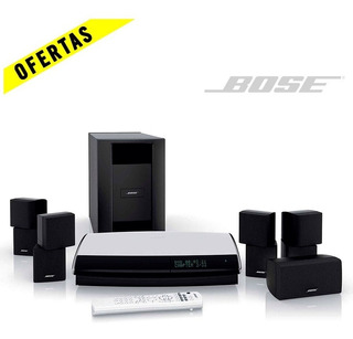 Sistema Home Theater Bose Lifestyle 28 Iii 5.1 Canales Nuevo