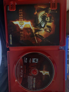Resident Evil - Justo Ps3