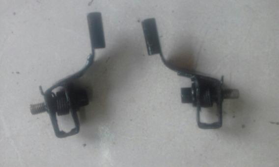 Puxadores Do Banco Cb400/450 Originais Completos.