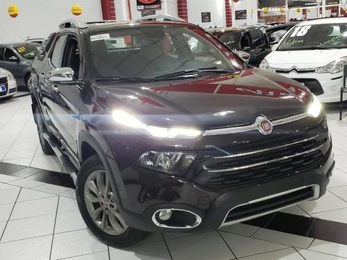 Imagen 1 de 11 de Fiat Toro 2.0 Volcano 4x4 At Pack Premium A