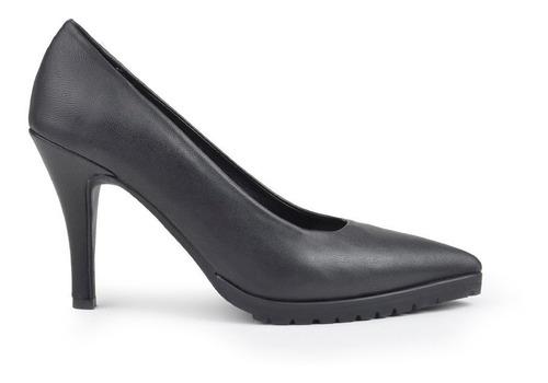 Zapatos Stilettos De Cuero De Mujer Camboriu - Ferraro -