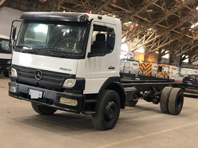 Mercedes-benz Mb 1418 Ano 2006 4x2 Chassis