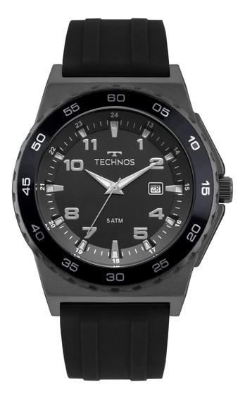 Relógio Technos Masculino Racer Preto 2115mqo/8p