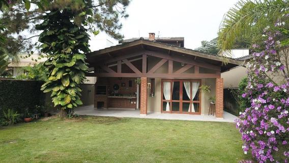 Casa Em Granja Viana, Cotia/sp De 218m² 3 Quartos À Venda Por R$ 750.000,00 - Ca354589