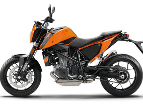 Ktm Duke 690 2017 0km - Atv Latitud Sur