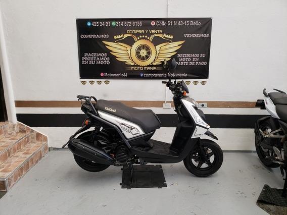 Yamaha Bws 125 Mod 2013 Al Dia Traspaso Incluido.