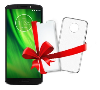 Motorola Moto G6 Play 16gb Lector De Huella + Mica Cristal