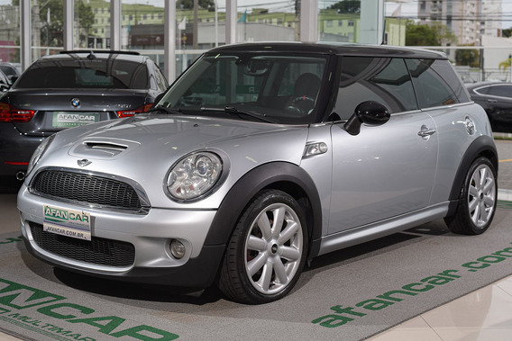 Mini Cooper S 1.6 16v Turbo Aut./2010