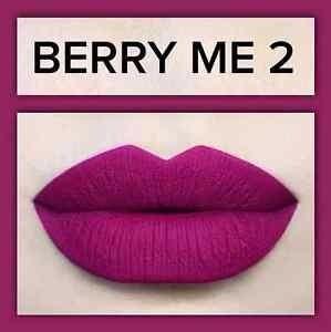 Batom Líquido Matte Dose Of Colors - Berry Me 2