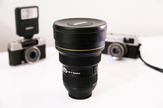 Lente 14 24 2.8 Nikon Linha N