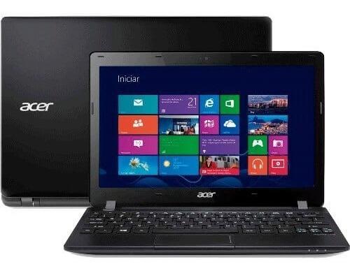 Notebook Acer V5-123-3824 - Amd E1-2100 - Ram 4gb - Hd 320gb