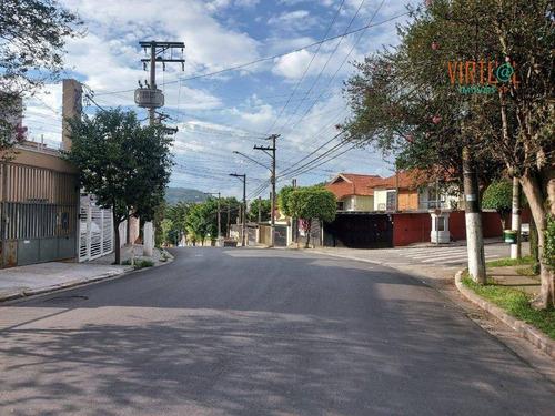 Sobrado Com 3 Dormitórios À Venda, 84 M² - Conjunto Residencial Vista Verde - São Paulo/sp - So0105