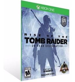 Rise Of The Tomb Raider Edição Completa Xbox One Online