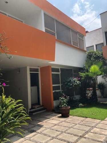 Renta Casa En Lafontaine Polanco