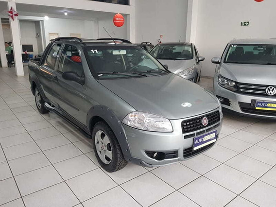 Fiat Strada Working Cd 1.4 (flex) 2010