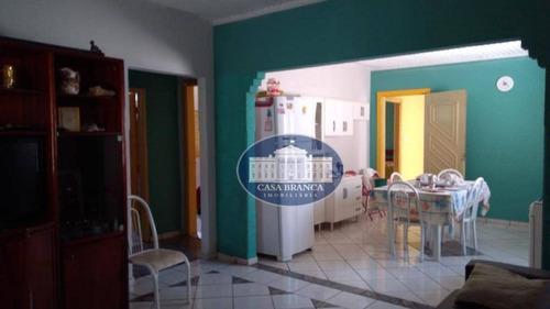 Imagem 1 de 4 de Casa Residencial À Venda, Amizade, Araçatuba. - Ca0905