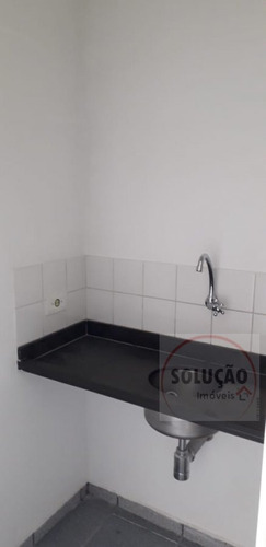 Sala Comercial Para Alugar No Bairro Centro Em São Caetano - L1554-2