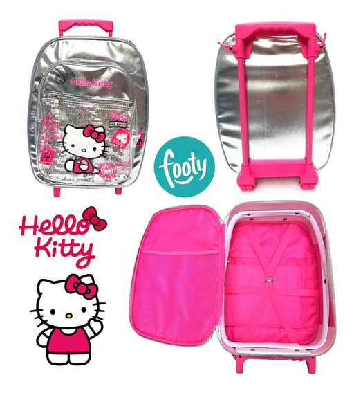 Valija Hello Kitty Original Footy Envíos 100% Gratis !!