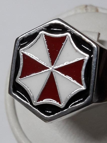 Anel Em Prata Maciça Cruz De Malta Ordem Dos Cavaleiros.