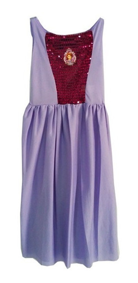 Disfraz Vestido Economico Princesa Sofia New Toys