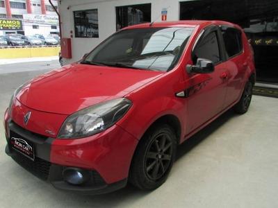 Renault Sandero Gt Line Flex 1.6 16v 5p 2012/2013