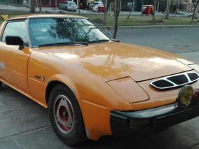 Mazda Rx-7 1983* (error En Los Datos) El Auto Es Del 83