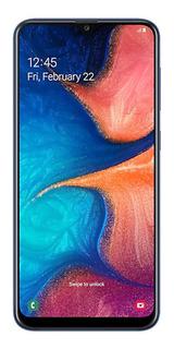 Celular Samsung A20 Azul