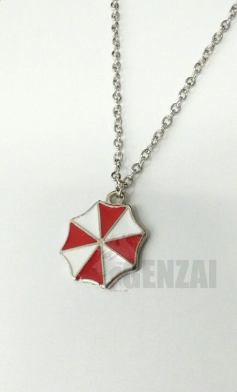 Colar Resident Evil - Umbrella