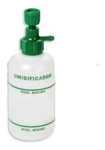 Copo Umidificador Para Oxigênio 250ml (anvisa) 3 Unidades