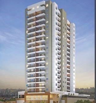 Imagem 1 de 8 de Apartamento À Venda No Bairro Tatuapé - São Paulo/sp - O-5301-13099