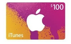 Tarjetas Itunes $100 De Apple Store Usa - Netflix
