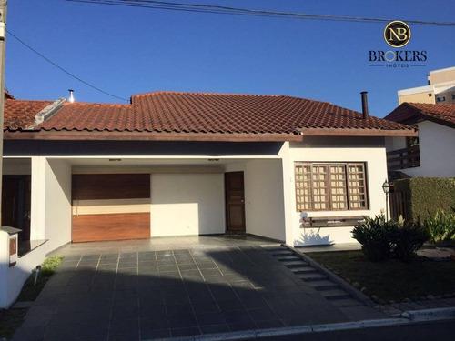 Casa Com 4 Dormitórios À Venda, 220 M² Por R$ 980.000,00 - Uberaba - Curitiba/pr - Ca0024