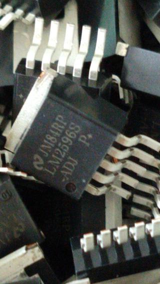 5x Transistor Lm2596 Lm2596s -adj (5 Unidades) Peças Pcs